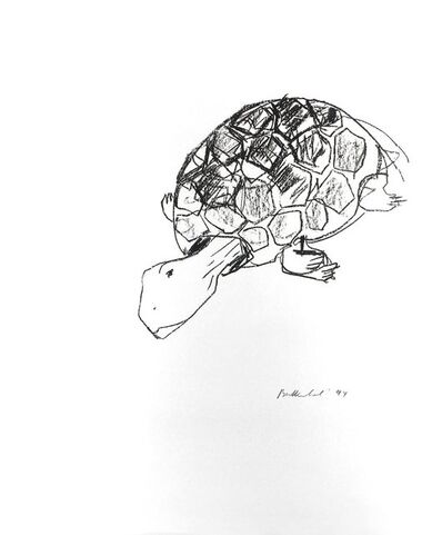 Stephan Balkenhol, 'Schildkröte', 1994