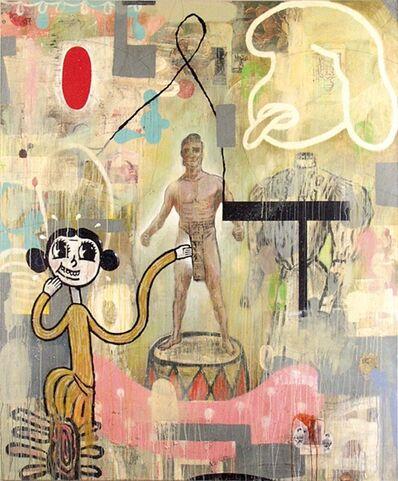 John Yoyogi Fortes, 'She Nuts & A Prize', 2003