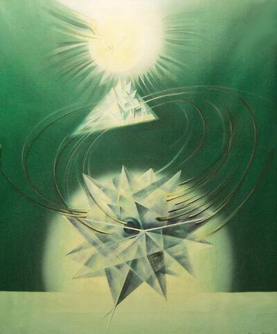 Renzo Bergamo, 'Astrarte', 1970
