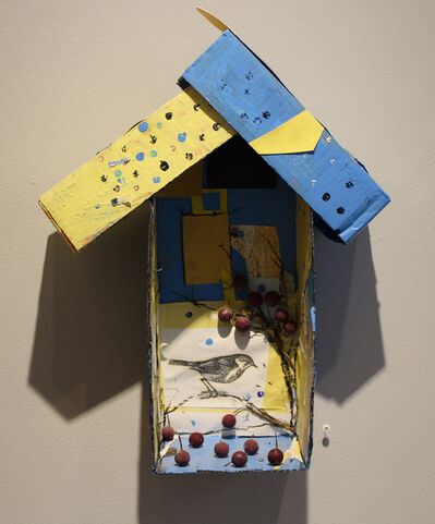 Anna H. Walter, 'Bird Escape', 2015-2016