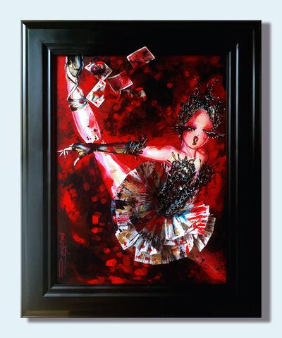 Rachel Bergeret, 'Alice Reine de Coeur', 2018