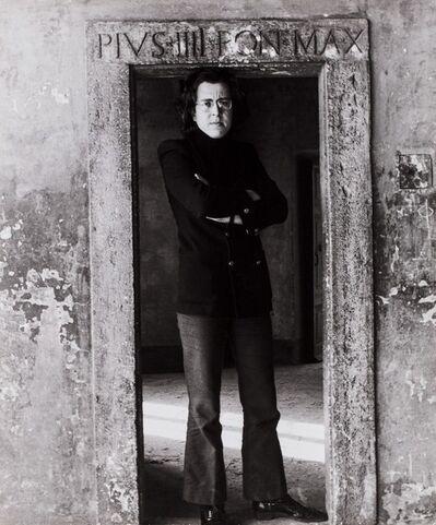 Plinio De Martiis, primi Anni '70