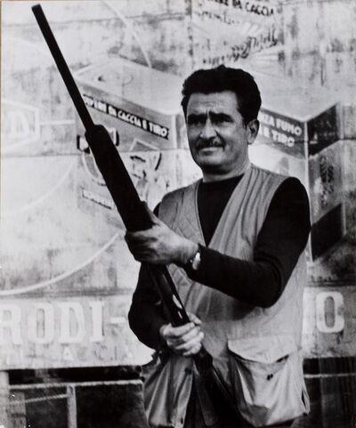Plinio De Martiis, 'Alberto Burri', 1959
