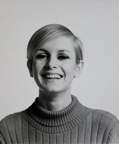 Bert Stern, 'Twiggy, 1967 (Smiling)'