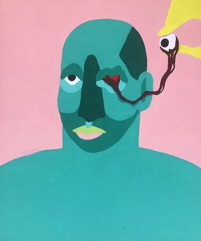 Austin M. Sanchez, 'Portrait 1', 2018