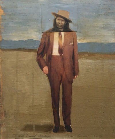 Tom Judd, 'Well-Dressed Indian'
