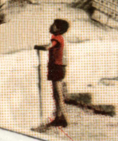 Mathieu Pernot, 'Les témoins', 2006