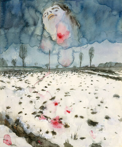 Anselm Kiefer, 'Winter Landscape (Winterlandschaft)', 1970