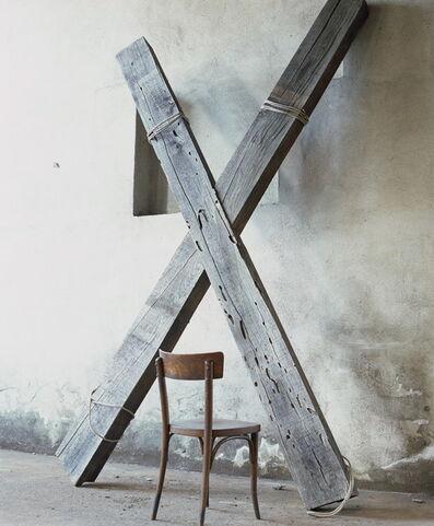 Andres Serrano, 'Cross (Torture) ', 2015