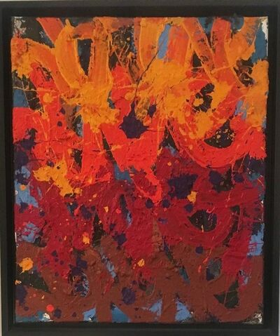 JonOne, 'Sunset in Arizona', 2013