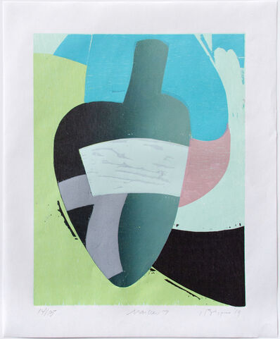 Charlie Hewitt, 'Marker 7', 2019