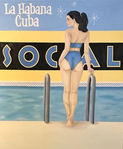 Andres Conde, 'La Piscina SOCIAL', 2019