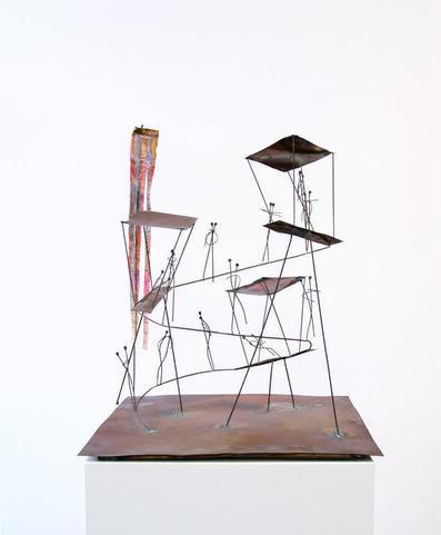 Fausto Melotti, 'Rondò delle Idee galanti', 1981