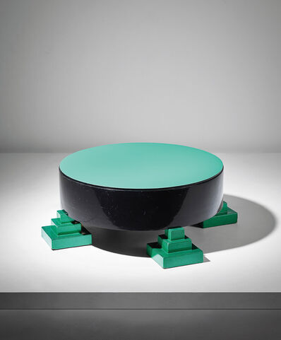Ettore Sottsass, 'Early 'Park Lane' coffee table', circa 1981