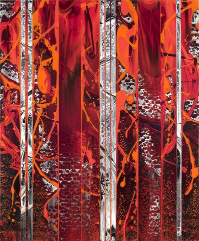 Stanley Casselman, 'Frequency (K5III)', 2016