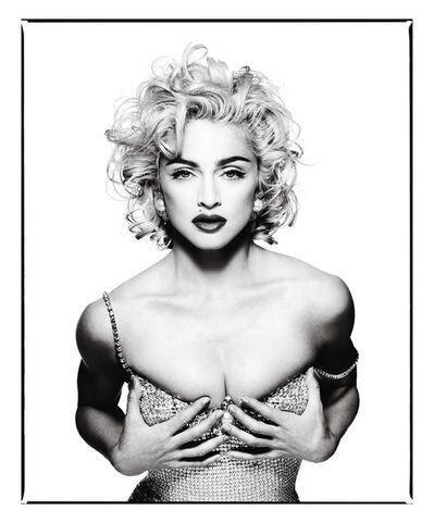 Patrick Demarchelier, 'Madonna', 1990