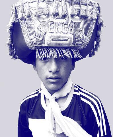 C.J. Chueca, 'Rey Encanto (King Charming)', 2018