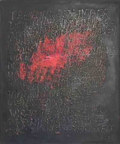 Heide Scheerschmidt, 'Pulsschlag', 1996