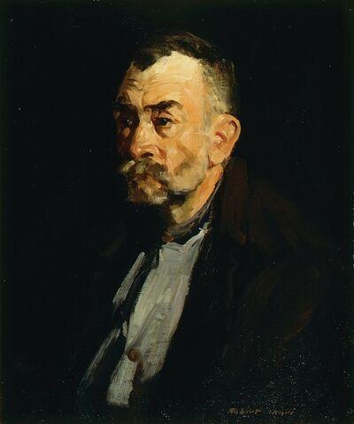 Robert Henri, 'The Stoker', 1895