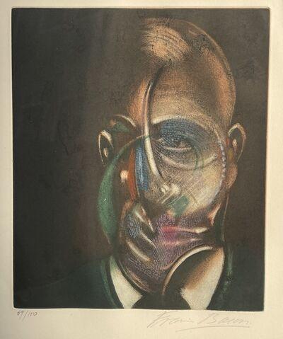Francis Bacon, 'Portrait of Michel Leiris', 1978