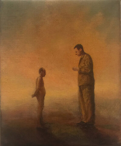 Christopher Orr, 'Elsewhere Begins Here', 2006