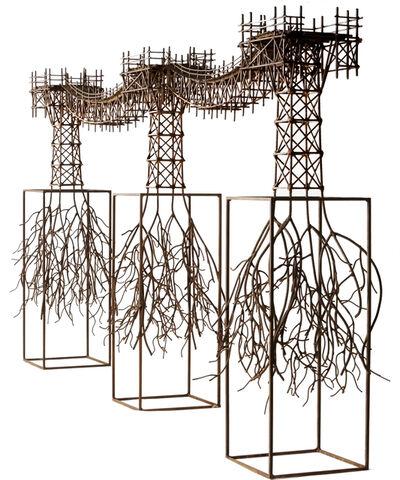 Fernando Suárez Reguera, 'Organic bridge', 2020