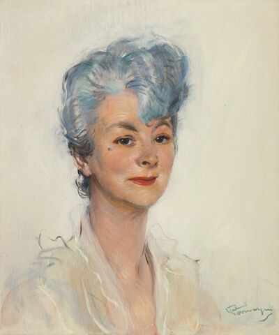 Jean Gabriel Domergue, 'Francine J. M. Clark', 1936