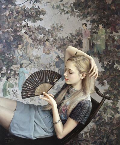 """Zhao Kailin, '""""Springtime""""', 2016"""