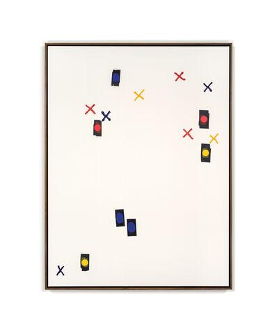 Ryan Gander, 'Key performance indicator xv (Habitual Abstraction)', 2017