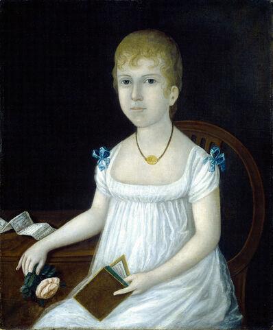 Johsua Johnson, 'Adelina Morton', ca. 1810