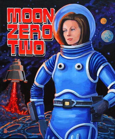 Cathey Miller, 'Moon Zero Two', 2018