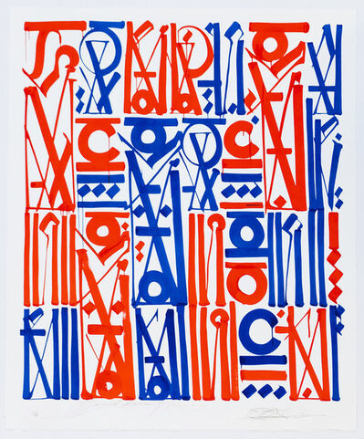 RETNA, 'Sacred Dance Of Memories', 2017