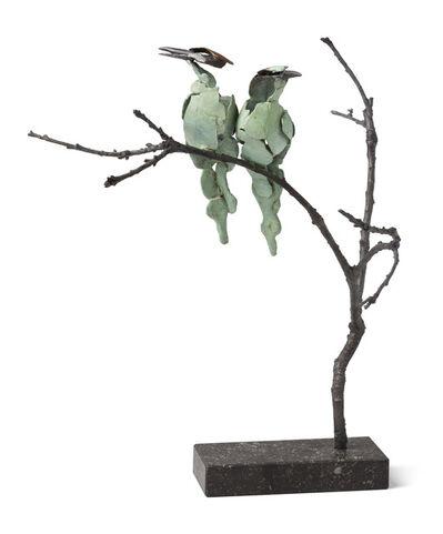 Jozephine Wortelboer, 'Two Bee-eaters', 2018