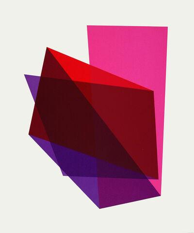 """Willard Boepple, '""""Quartet"""" 15.3.19 G', 2019"""