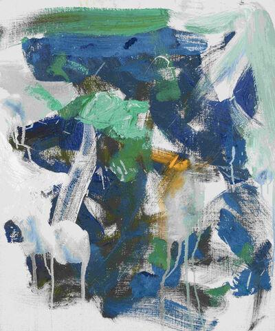 Joan Mitchell, 'Untitled', 1989