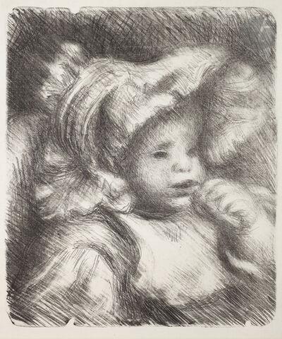 Pierre-Auguste Renoir, 'L'Enfant au Biscuit', 1898