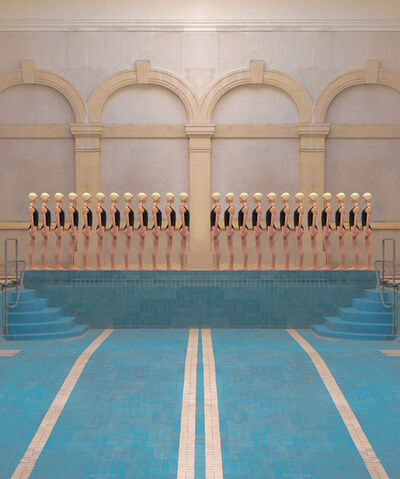 Maria Svarbova, 'Grössling – City Bath 2020 (1) ', 2020