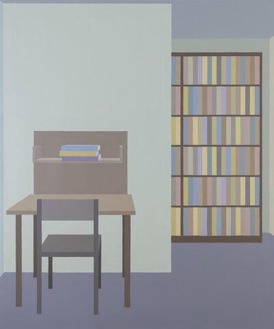 Zsofia Schweger, 'Library #8', 2018
