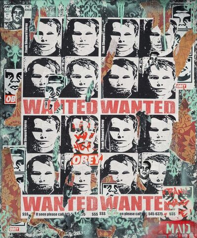 Mad One, 'Wanted', 2017