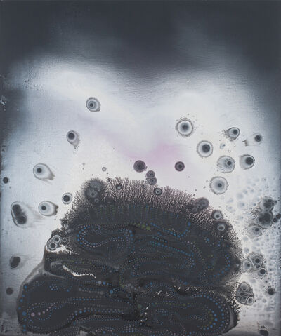 Barbara Takenaga, 'Sidelong', 2019