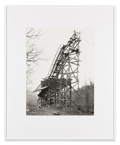 Bernd and Hilla Becher, 'Erdman Brothers Coal Co., Valley View, Schuylkill County, USA', 1974