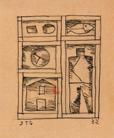 Joaquín Torres-García, 'Constructive', 1932