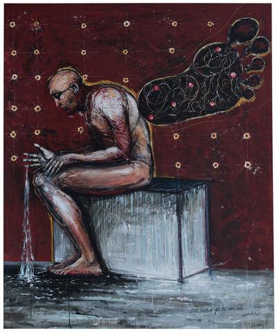 Ernesto Capdevila, '... he only has what he has walked... solo tiene lo que ha caminado.... ', 2013