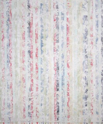 Nicole Charbonnet, 'Erased Riley (Red, Green, Blue)', 2009-12