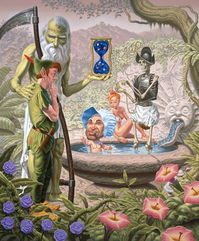 Todd Schorr, 'Neverlasting Miracles'