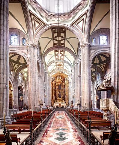 Candida Höfer, 'Catedral Metropolitana Ciudad de México I', 2015