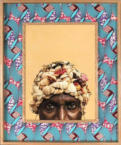 Bruno Cattani, 'Voodoo Priest from the Heviosso cult ', 2019