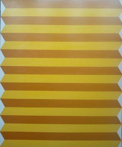 Jaime Higa Oshiro, 'Composición III (Amarillo)', 2018