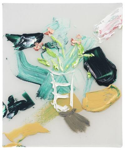 Darius Yektai, 'White Wild Flowers', 2020