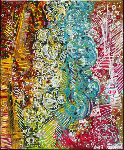 Leon Löwentraut, 'Miami Vibes', 2019